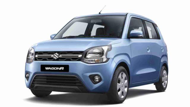 Maruti MPV based on WagonR