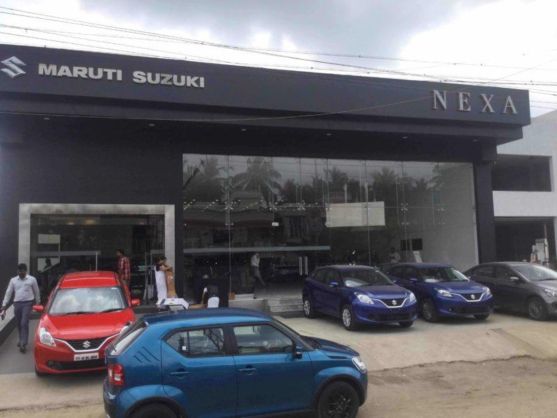 Maruti Nexa car sales