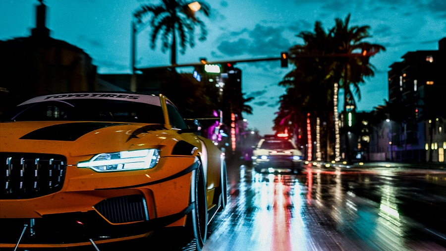 Need For Speed Heat opening autoindica