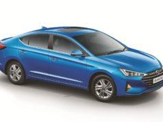2019 Hyundai Elantra autoindica