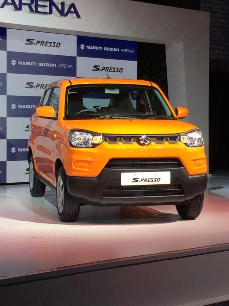 Maruti Suzuki S-Presso AutoIndica
