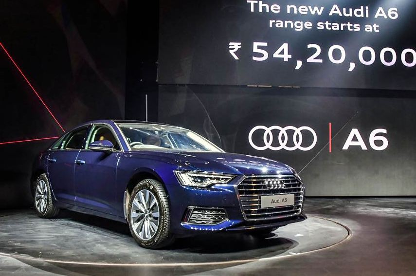 2019 Audi A6 AutoIndica