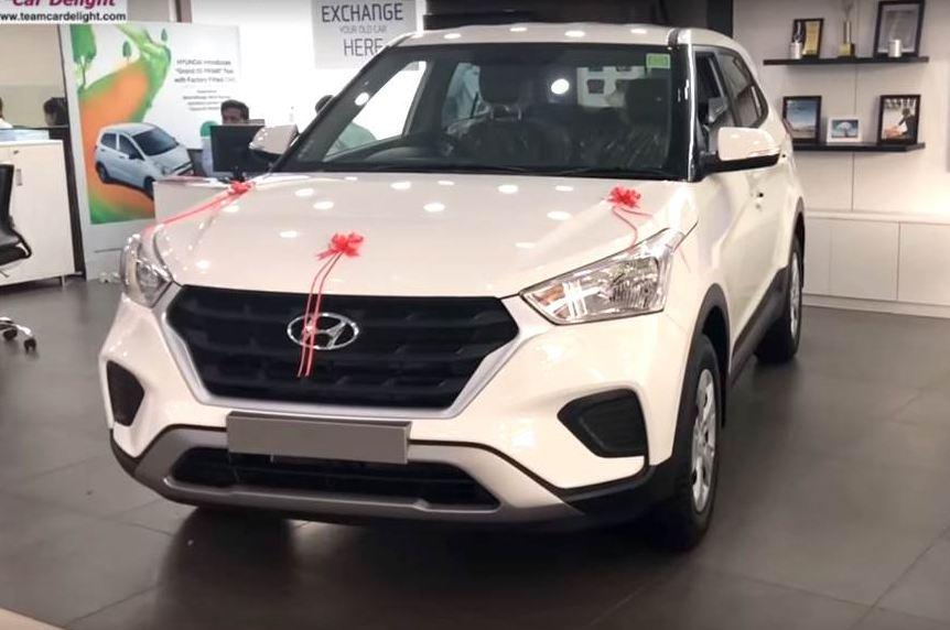 Hyundai Creta E 1.6D AutoIndica