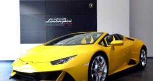 Lamborghini Huracan Evo Spyder AutoIndica