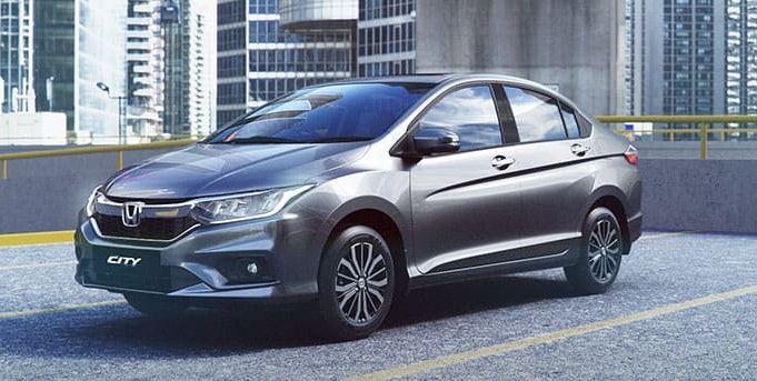Honda City AutoIndica
