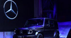 Mercedes Benz G350d AutoIndica