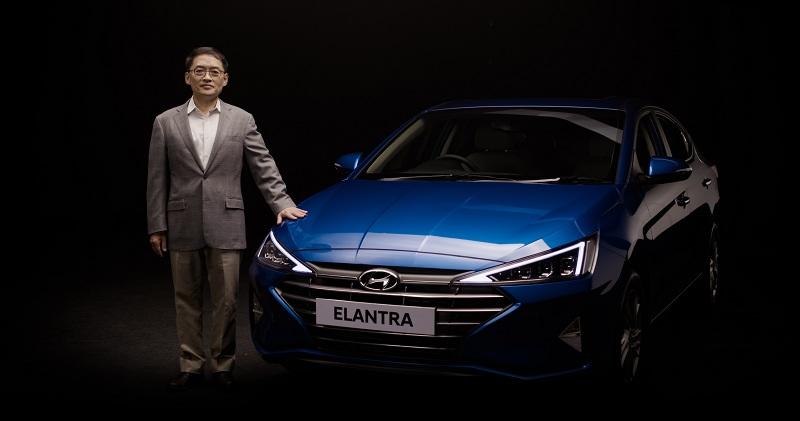 Hyundai Elantra AutoIndica