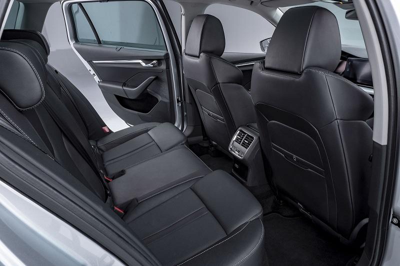 skoda octavia rear seat autoindica