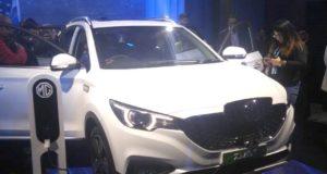 MG ZS EV AutoIndica